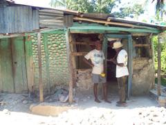 Haití; trala emerxencia a reconstrucción