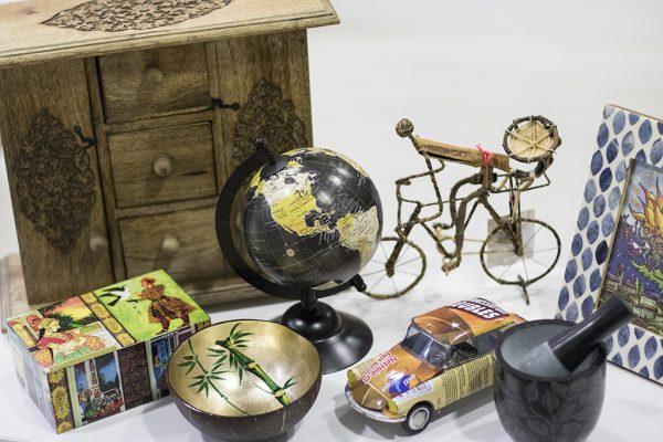 Produtos artesanía
